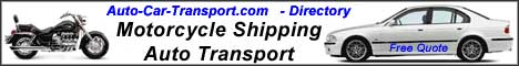 Find auto transporters and motorcycle shipping companys