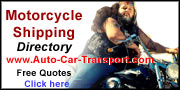 Motorcycle Shipping and Motorcycle Transport directory
